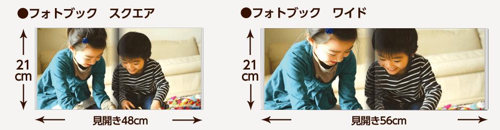 ココアルの2種類の仕様の比較